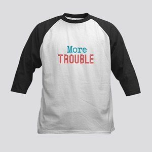 More Trouble Baseball Jersey