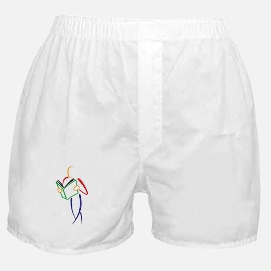 Reader Outline Boxer Shorts