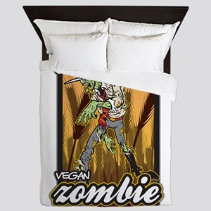 Vegan Zombie Queen Duvet