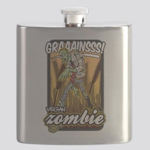 Vegan Zombie Flask