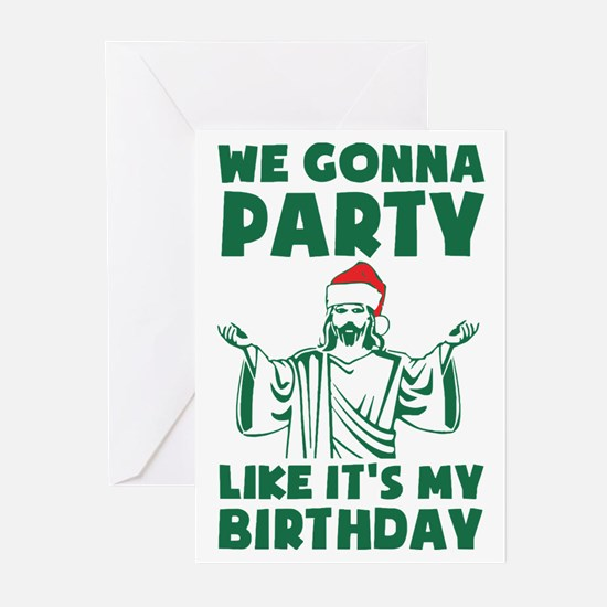 We Gonna Party Like It's My Birthday T Shirt G