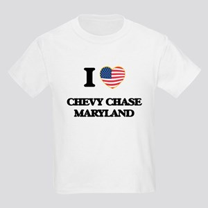 I love Chevy Chase Maryland T-Shirt