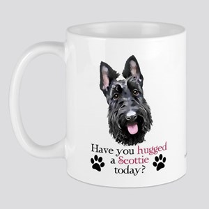 Scottie Hug Mug
