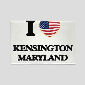 I love Kensington Maryland Magnets