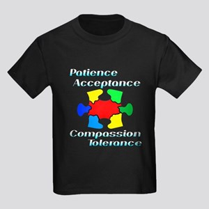 Autism Puzzle Piece design T-Shirt