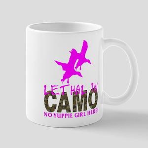 GIRL CAMO HUNTER Mugs