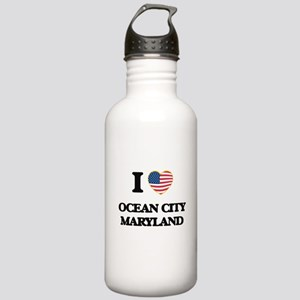 I love Ocean City Mary Stainless Water Bottle 1.0L