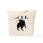 Los Toros - Bull Tote Bag