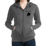 Los Toros - Bull Women's Zip Hoodie