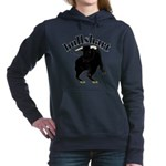BullShart Bullshit Women's Hooded Sweatshirt