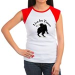 Los Toros - Bull Junior's Cap Sleeve T-Shirt