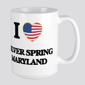 I love Silver Spring Maryland Mugs