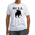 Los Toros - Bull Fitted T-Shirt