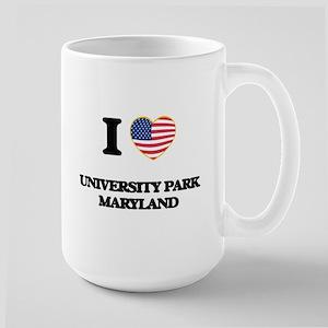 I love University Park Maryland Mugs