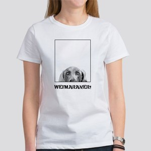 Weimaraner In A Box! Women's T-Shirt