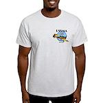 Front & Back,alternate Logo, 3 Colors T-Shirt