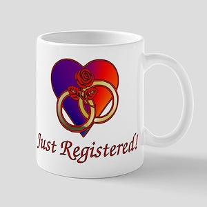 Just Registered Mug