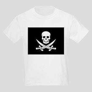Skull and Swords Jolly Roger T-Shirt