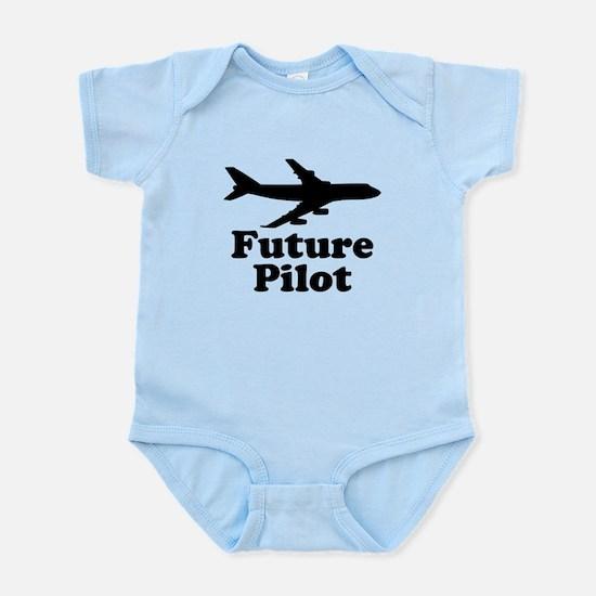 Future Pilot Body Suit