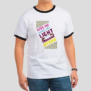 Kiss Me Under The Light Of A Thousand Stars T-Shir