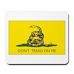 Gadsden Flag Mousepad