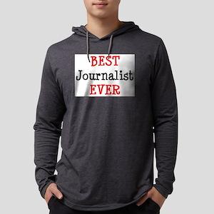 best journalist Mens Hooded Shirt