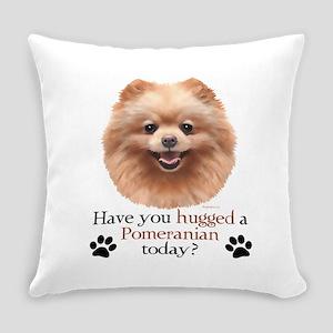 Pom Hug Everyday Pillow