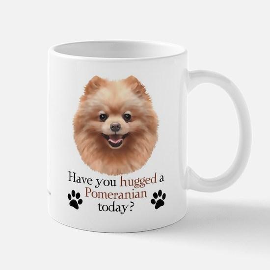 Pom Hug Mug