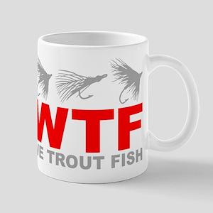 TROUT FISHING Mugs