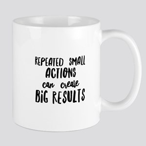 Big Results 11 oz Ceramic Mug
