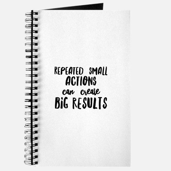 Big Results Journal