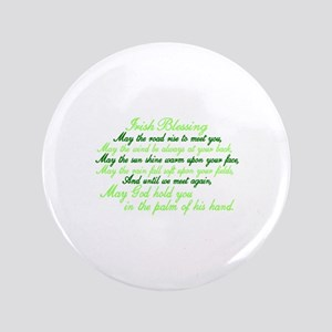 Irish Blessing Button