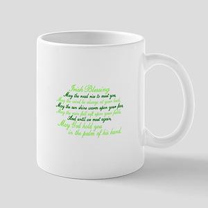 Irish Blessing Mugs