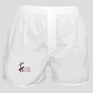 4 Given Boxer Shorts