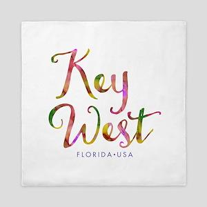 Key West - Queen Duvet