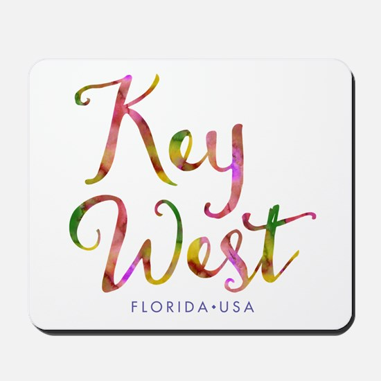 Key West - Mousepad