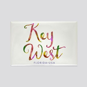 Key West - Rectangle Magnet