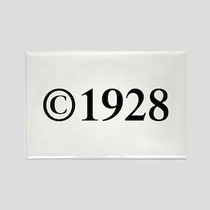 Copyright 1928-Tim black Magnets