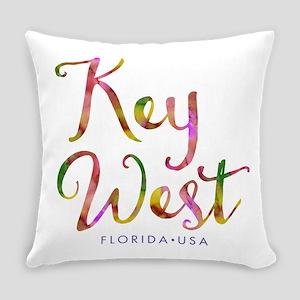 Key West Everyday Pillow