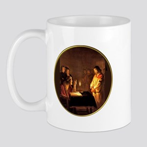Christ before High Priest Mug