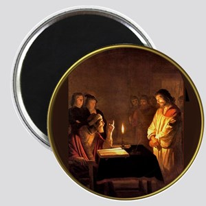 Christ before High Priest Magnet