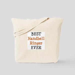best handbell ringer Tote Bag