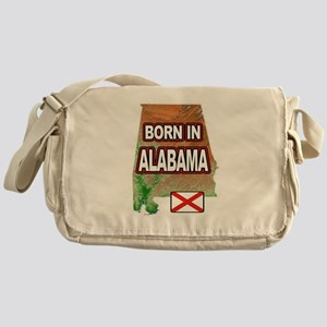 ALABAMA BORN Messenger Bag