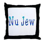 Jewish Nu Jew Throw Pillow