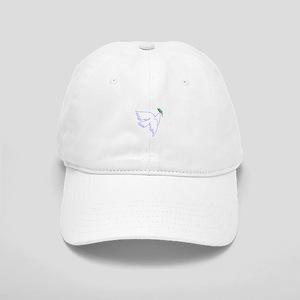 Dove Olive Branch Baseball Cap