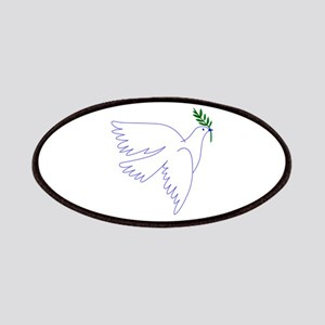 Dove Olive Branch Patch