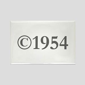 Copyright 1954-Gar gray Magnets