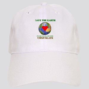 Earth Chocolate Cap