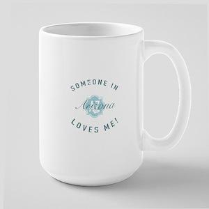 Someone In Arizona Mugs