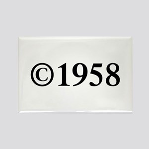 Copyright 1958-Tim black Magnets
